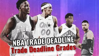 NBA Trade Deadline: Recapping Every Major Deal | Nuggets make playoff push by adding Aaron Gordon