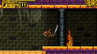 Scorpion King - Sword of Osiris (GBA) - Vizzed.com Play