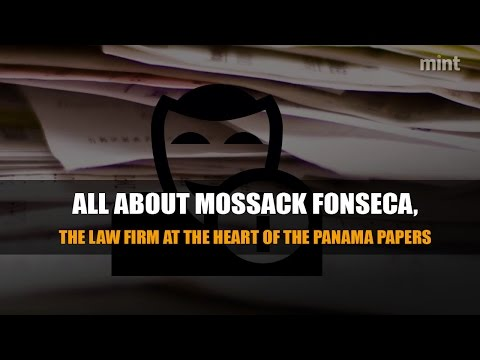 Mossack Fonseca, the law firm at the heart of the Panama Papers