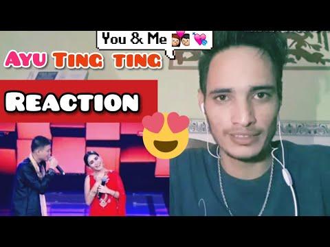 So Sweet, Ayu Ting Ting Feat Mahesya [HUMKO HUMISE CHURA LO | Reaction