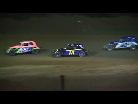 Vintage Heats And Feature @ Southern Raceway 9-29-18