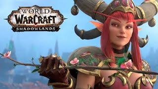 ЛЮБОВЬ АЛЕКСТРАЗЫ И ПРОКЛЯТИЕ ДРУСТОВ / World of Warcraft
