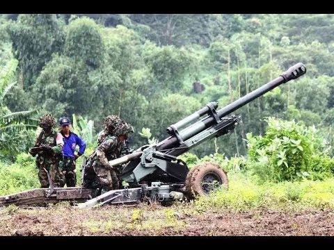 Inilah Bukti Howitzer LG-1 MK II Korps Marinir Memang Tangguh