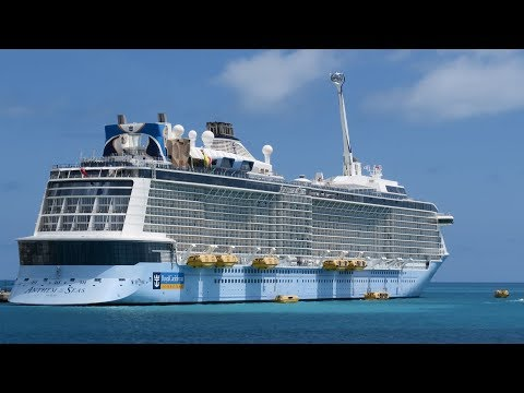 Cruise to Bermuda on the Royal Caribbean Anthem of the Seas