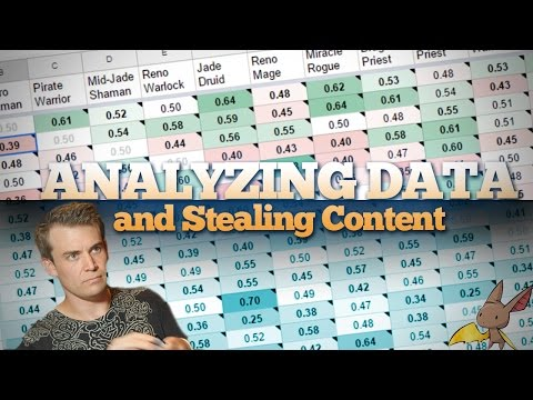Analyzing Data and Stealing Kibler's Content