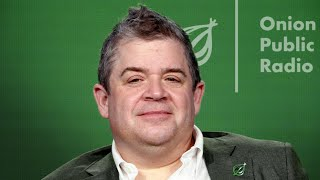 Frustrated Political Scientist Patton Oswalt Attempts To Explain Gerrymandering Without Visual Aids
