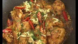 """ KARAHI CHERGHA "" Bajias Cooking"