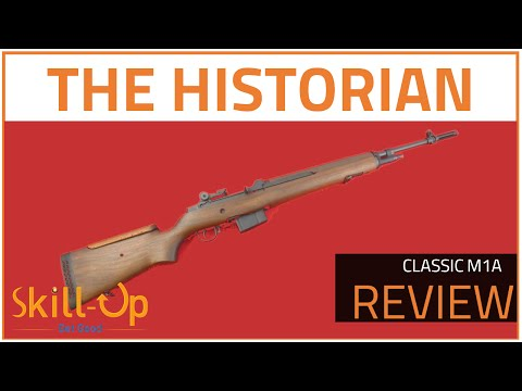 The Division   The Historian Review (High-End Classic M1A)