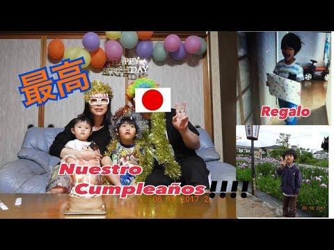 Mi cumpleaños no 40 en Japon !! Regalo Dia del Padre videovlogjapon