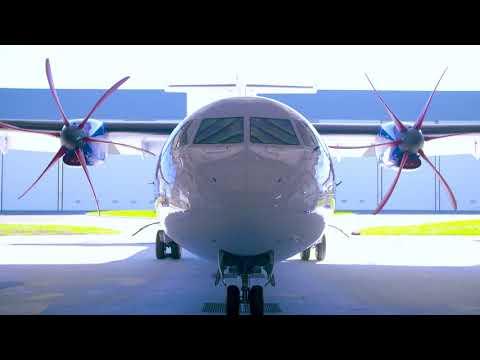 IndiGo ATR 72-600 - The Making