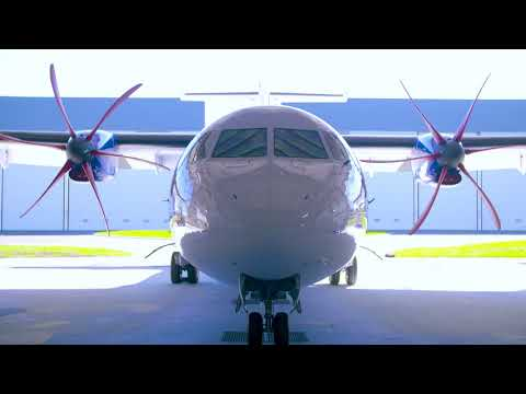 IndiGo ATR 72-600 - The Making