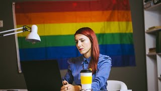 "Why LGBTQ workers fear being ""out"" at work may hurt their careers"