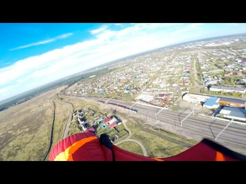 Friday Freakout: Wingsuiter Uses All 9 Lives, Saved By AAD!!!