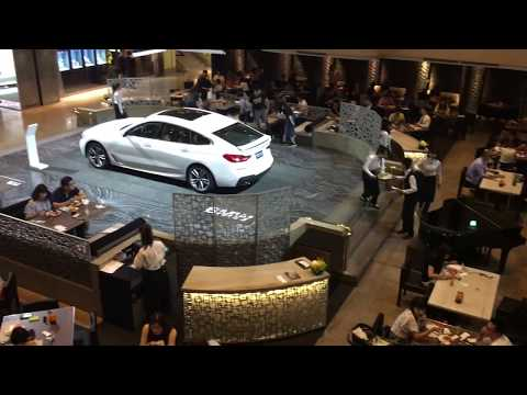 Regent Hotel Lobby Restaurant 2018