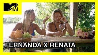 Renata e Fernanda, treta eterna | De Férias Com o Ex Brasil: Amor e Ódio