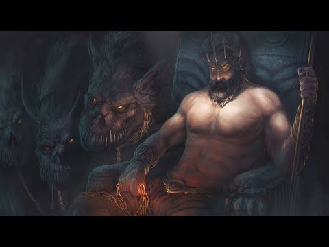 Hades: God Of The Underworld - Lord Of The Dead (Greek Mythology Explained)