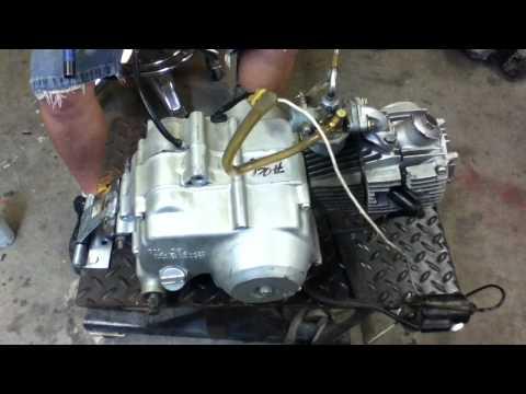 z50 honda engine