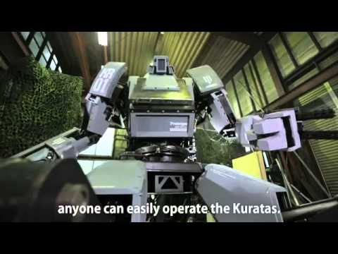 HOW TO RIDE KURATAS   Suidobashi heavy industry SD