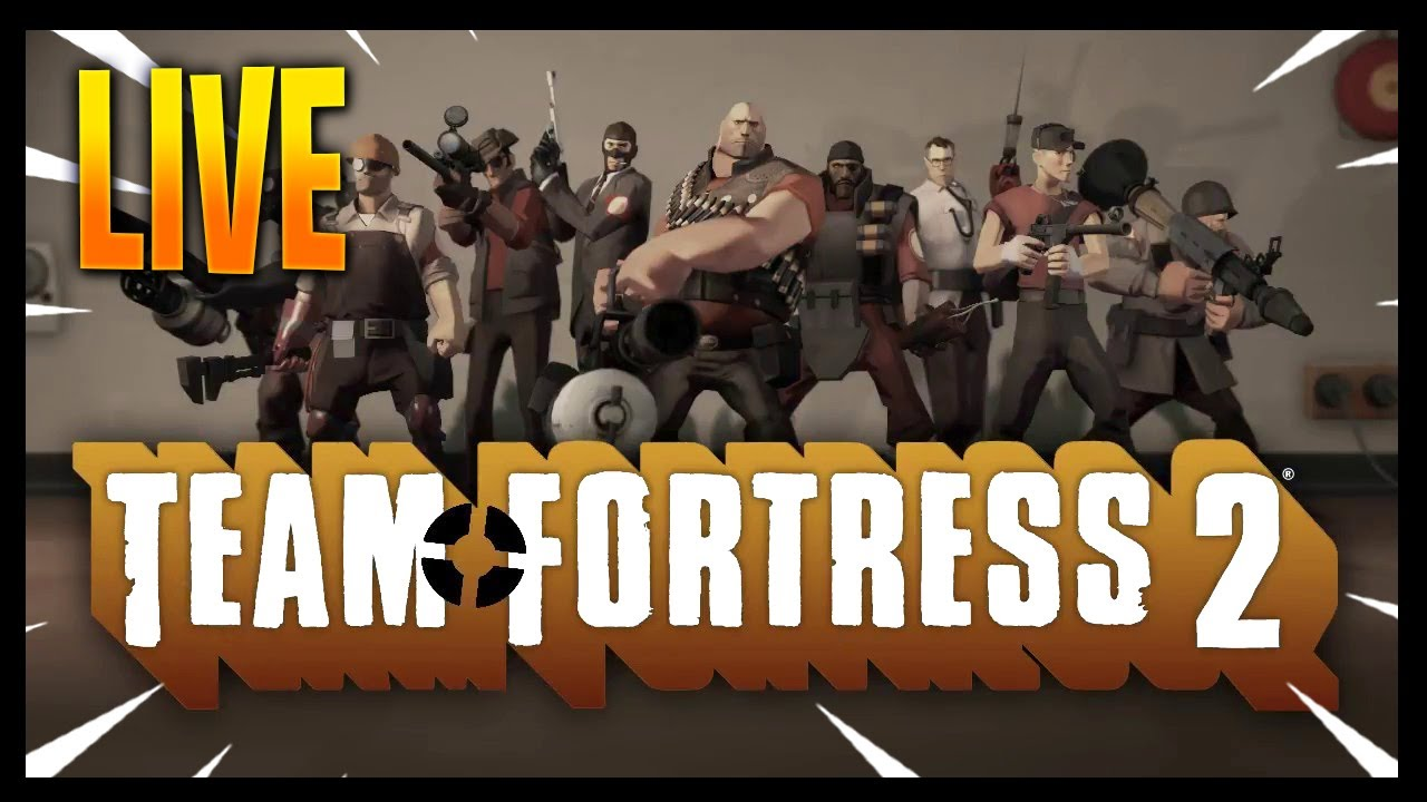 Saturday Play: Team Fortress 2!! It Has Been Years!! - TF2 Gameplay