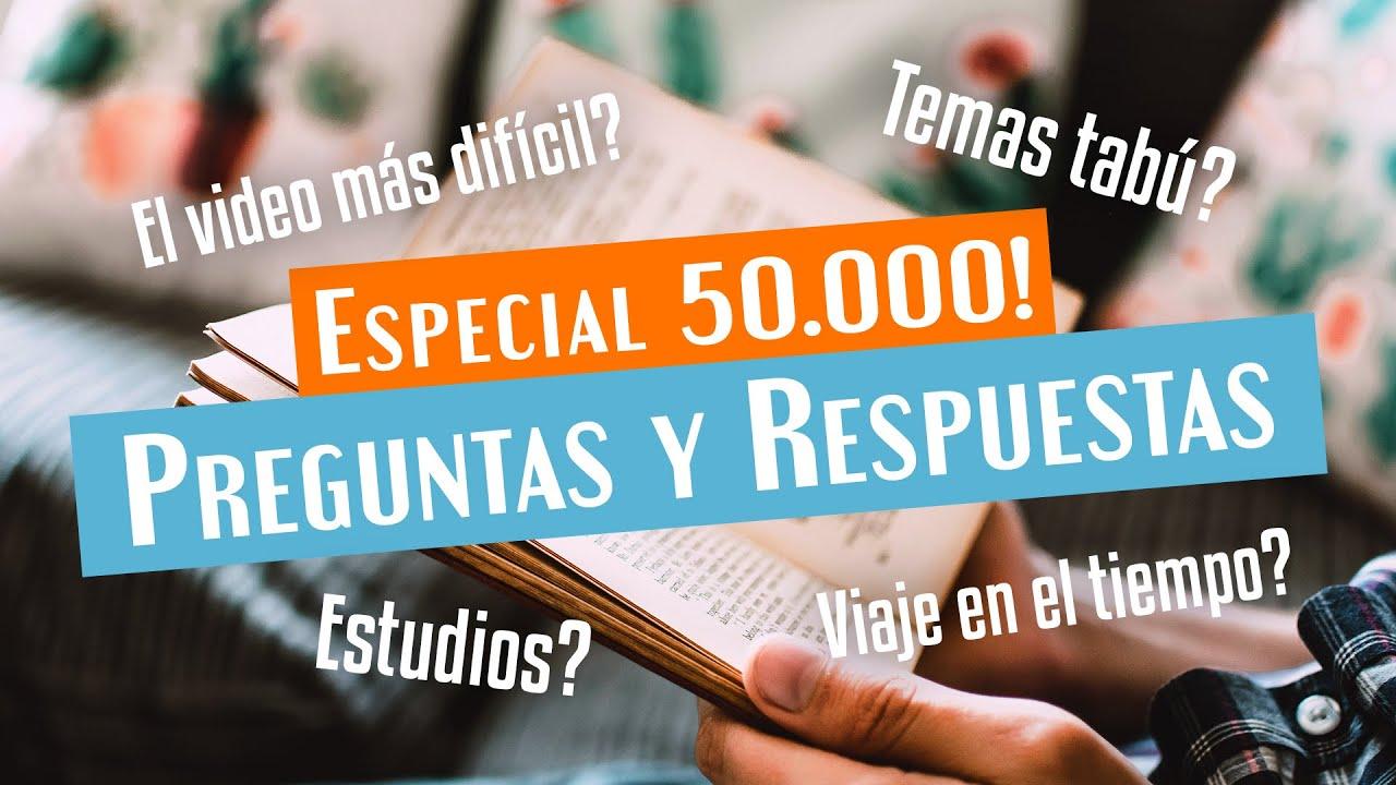¿La Historia de HistoriaEn10'? | Q&A Especial 50k!