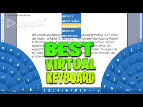 Best Virtual Keyboard For Windows