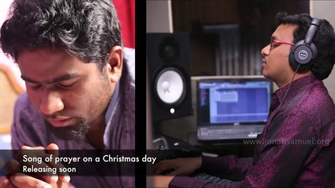 Song of prayer on a Christmas day/Jonahsamuel/Releasing soon/Telugu