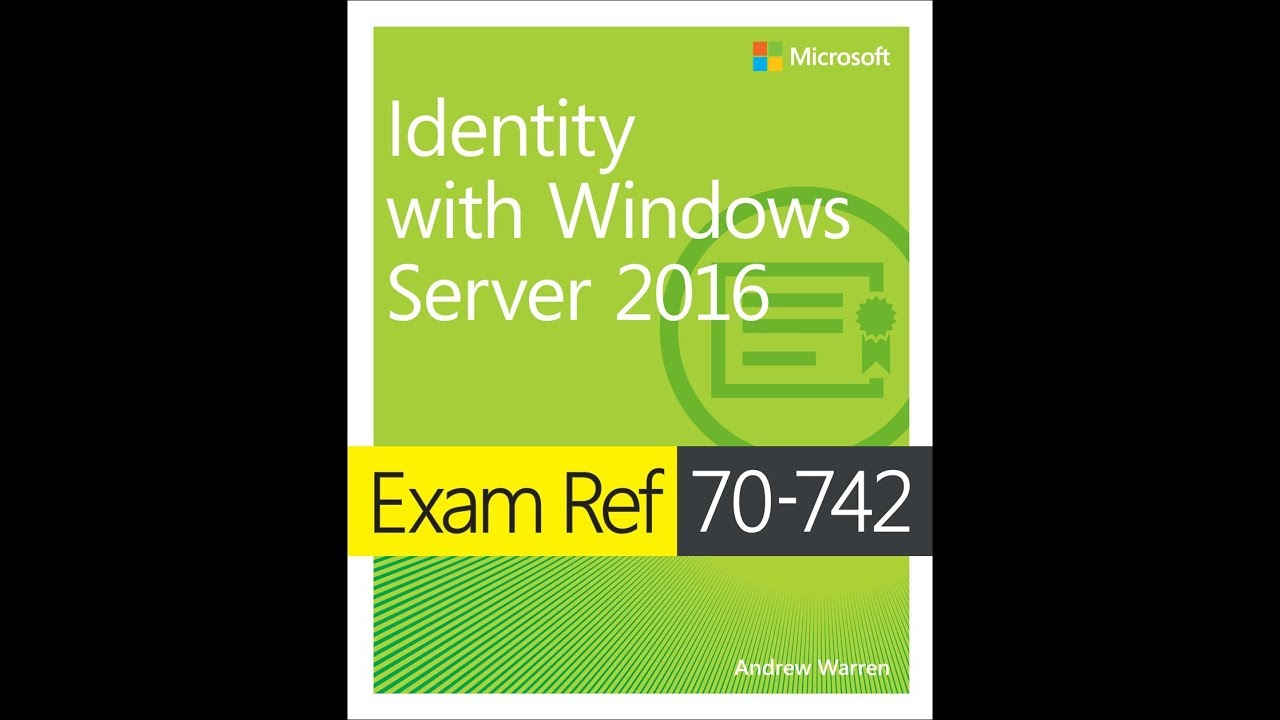 Install and confgure active directory domain services exam 70 install and confgure active directory domain services exam 70 742 part 1 xflitez Image collections