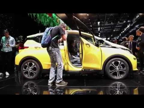 Opel Ampera e - This car is made for Norway