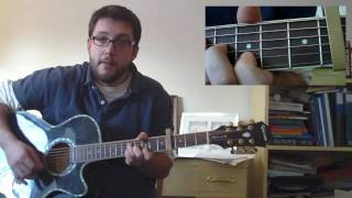 How To Play Hey Soul Sister By Train On Guitar
