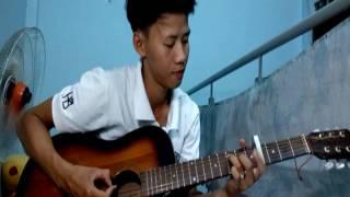 [Nhạc Rừng Guitar] Chiều Tây Đô-guitar...tập chơi