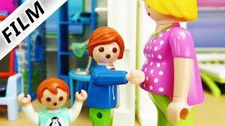 Playmobil Film deutsch | SCHWANGER? Mama bekommt ein Baby - Familie Vogel Zuwachs | Kinderserie
