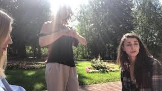 видео: Журчат Ручьи -  ТеАмо - Любовь Орлова Весна