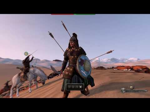 Mount & Blade II: Bannerlord E3 2017 Horse Archer Sergeant Gameplay