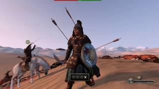 Mount & Blade II: Bannerlord E3 2017 Horse Archer Sergeant Gameplay