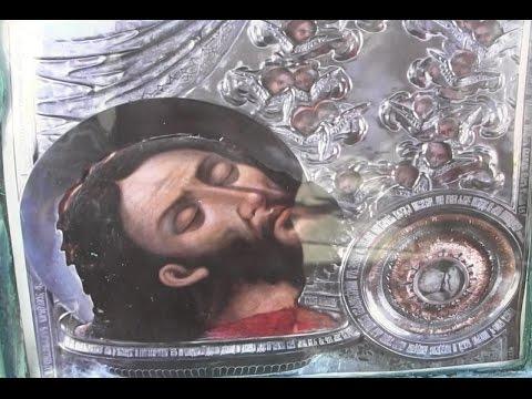 John the Baptist Church Jerusalem - Behading of John the Baptist - Video Tour