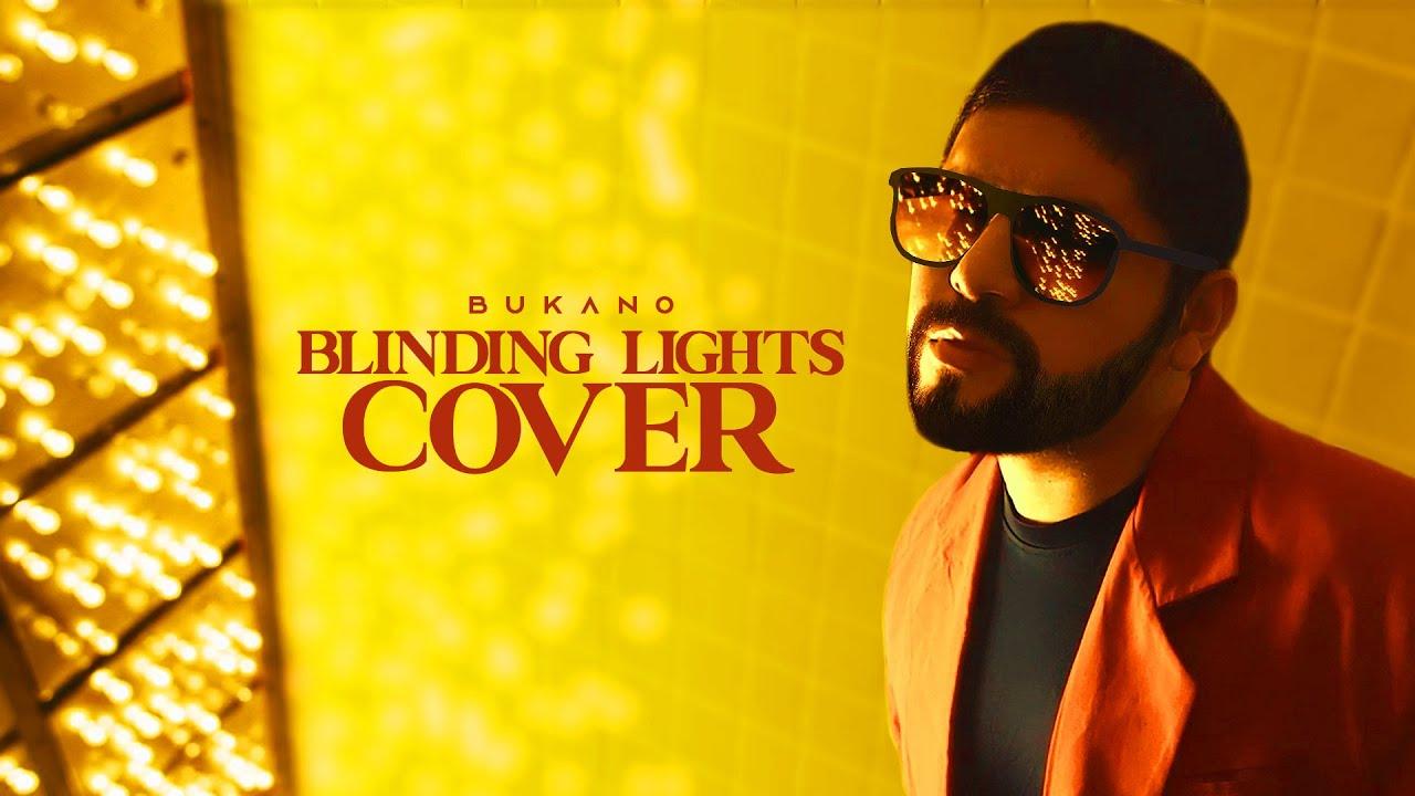 Blinding Lights (The Weeknd) Cumbia Cover en Español | BUKANO
