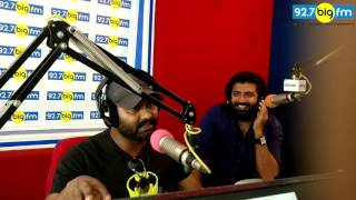 Actor Arun Vijay pranks his Kutram 23 Heroine Mahima #sarithiran in narithiran