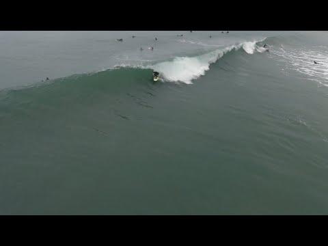 Huntington Beach, CA, Surf, 1/26/2020 AM - Part 5
