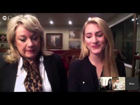 Successful Women in Business Live Interview Series 2014 / Mi