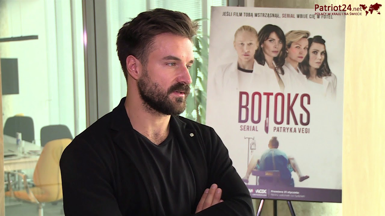 PATRIOT24 SHOW-BIZ: Piotr Stramowski: Bardzo mi dobrze z łatką aktora Patryka Vegi.