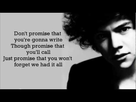 One Direction - Summer Love (lyrics)