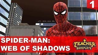 O INÍCIO DE UM DOS MELHORES JOGOS DO ARANHA | Spider-Man: Web of Shadows - Parte #01 | PC Gameplay