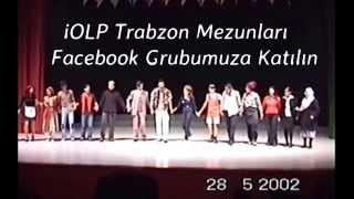 Anadolu Üniversitesi AÖF İÖLP Trabzon Öğrencileri Gecesi-1 TİYATRO Gösterisi