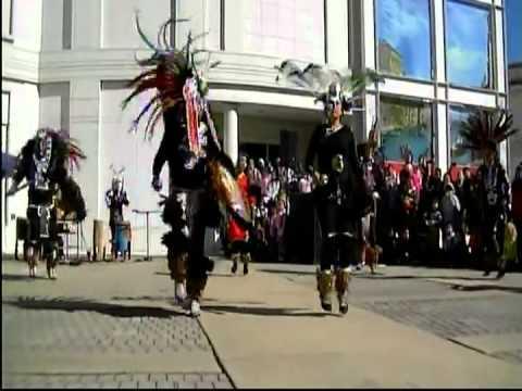 Danza Azteca Quetzalcoatl de Memphis at Brooks Museum of Art