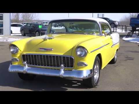 For Sale: 1955 Chevrolet Belair Supercharged
