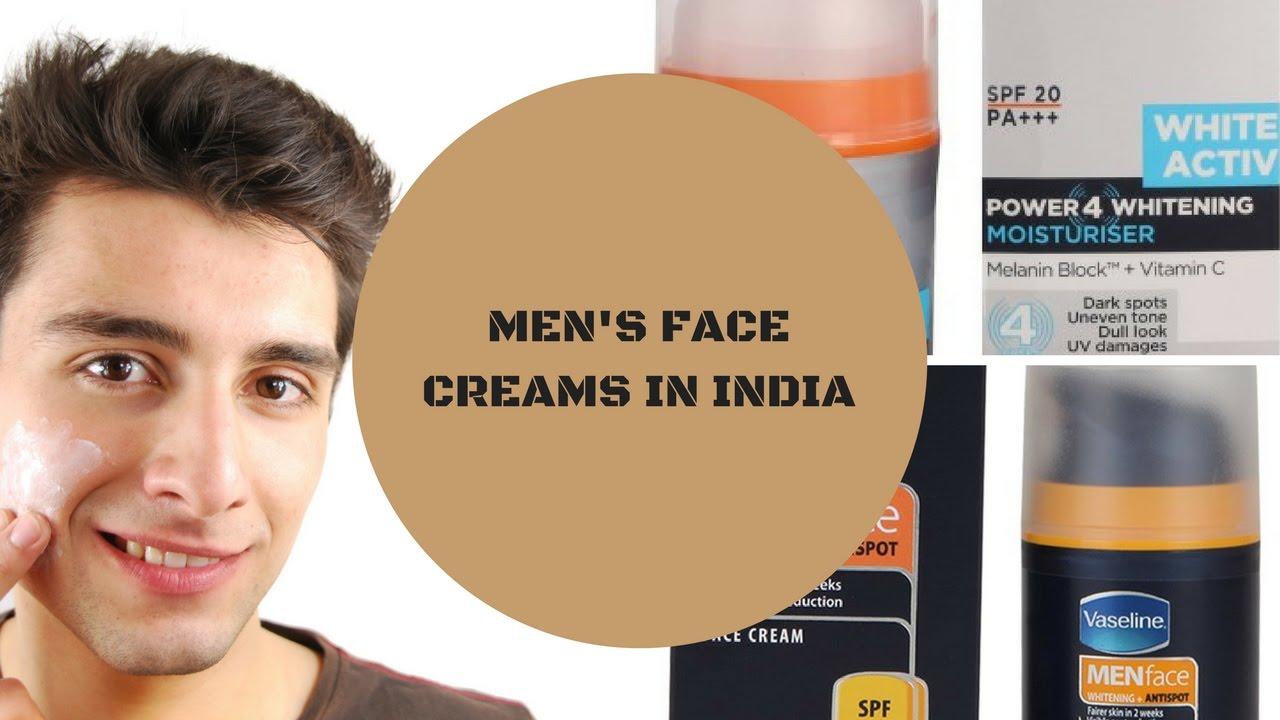cream facial Best mens