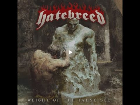 """Hatebreed release details of new album """"Weight Of The False Self"""" tease title track!"""
