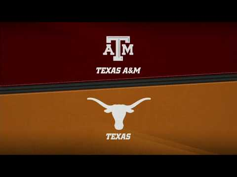 Texas Volleyball vs Texas A&M LHN Highlights [April 5, 2018]