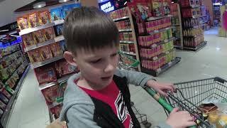 Китайский супермаркет. Поход за порошком. Бутылочка колы за 210 руб