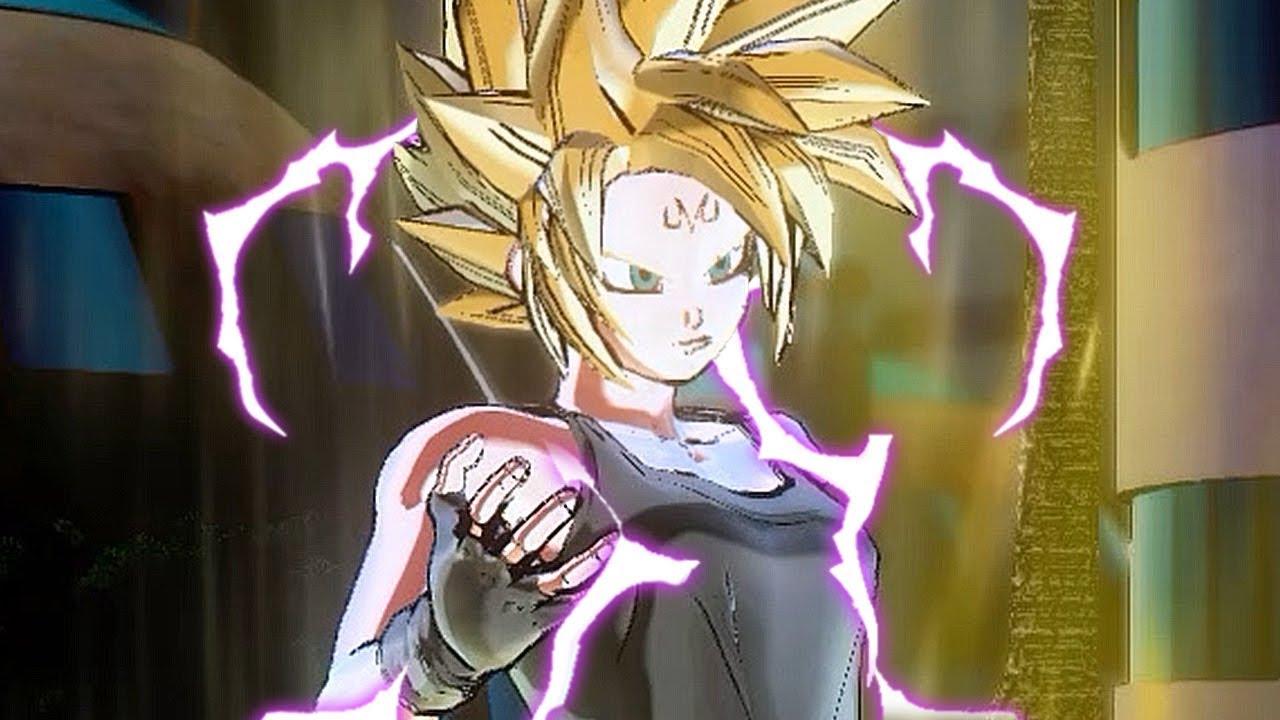 Babidi S Mind Control Majin Mode Transformation Dragon Ball Xenoverse 2 Mods